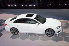 Audi A4 3.0 TDI Quattro Royalty Free Stock Photo