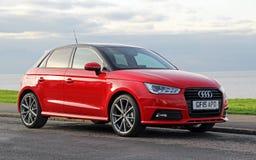 Audi a1 tfsi Fotografering för Bildbyråer