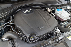 Audi A5 35 TFSI 2016 Stock Foto
