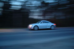 Audi TT Immagine Stock Libera da Diritti