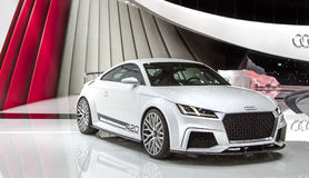 Audi TT concept Stock Photo