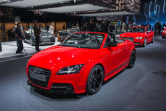 Audi TT Royalty Free Stock Image