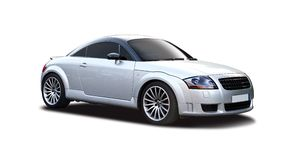 Audi TT Royalty Free Stock Photo