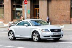 Audi TT Royalty Free Stock Photo