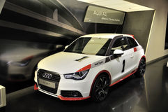 Audi TT New A1,Exhibition Hall Stock Images