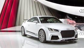 Audi TT pojęcie Zdjęcie Stock