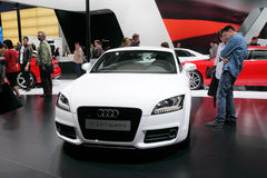 Audi TT quattro Stock Photography