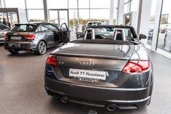 Audi TT Roadster lizenzfreies stockfoto