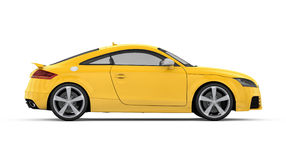 Audi TT RS (2010) Stock Images