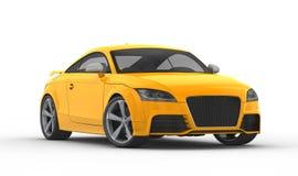 Audi TT RS (2010) Stock Foto's