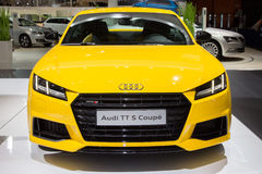 Audi TT S Coupe Royalty Free Stock Photo