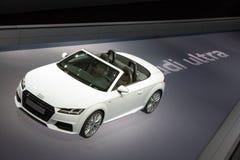 Audi TT 2.0 TDI Ultra Royalty Free Stock Images