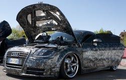 Audi TT 5V Turbo Stock Photo