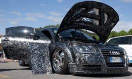 Audi TT 5V Turbo Stock Images