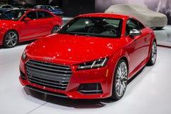 Audi 2016 TTS Photographie stock