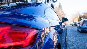 Audi TTS Стоковое Изображение