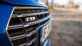Audi TTS стоковые изображения