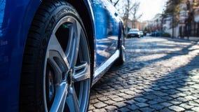 Audi TTS Стоковые Фото