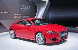 Audi TTS Stock Image