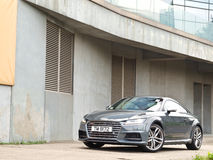 Audi TTS 2015 Test Drive Day Stock Photography