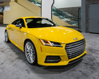 Audi TTS Royalty Free Stock Images