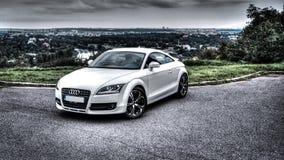 Audi TTT image libre de droits