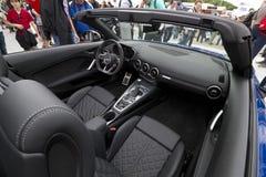 Audi TTT RS Roasdster photos libres de droits