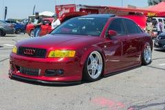 Audi Tuning royalty-vrije stock foto