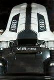 Audi v8 fsi engine Stock Image