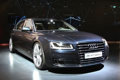 Audi A8 Stock Photography
