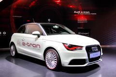 Audi A1 Stock Photography