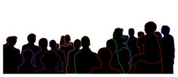 Audience Stock Image