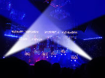 Free Audience At Concert Royalty Free Stock Photography - 12165967