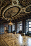 Audience Hall at Friedenstein Castle Royalty Free Stock Photography
