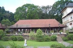 Audiencia Hall Of Kandy Royal Palace Fotografía de archivo