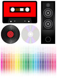 Audio Stock Photo