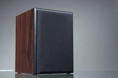 Audio altoparlante immagini stock