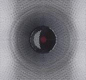 Audio altoparlante Fotografie Stock Libere da Diritti