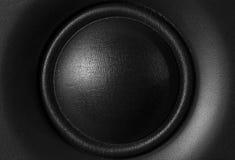 Audio altoparlante ad alta frequenza Fotografia Stock Libera da Diritti