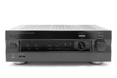 Audio amplifier Royalty Free Stock Photo