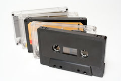 Audio banden Royalty-vrije Stock Fotografie