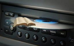 Audio bible Royalty Free Stock Photo