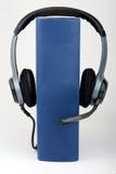 Audio Boek Royalty-vrije Stock Afbeelding