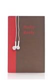 Audio Boeken royalty-vrije stock fotografie