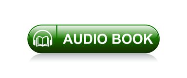 Audio book button
