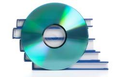 Audio books Stock Image