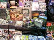 Audio books Royalty Free Stock Photo