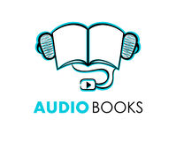 Audio books symbol Stock Photos