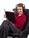 Audio Books Royalty Free Stock Photos