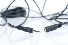 Audio cable Stock Photos